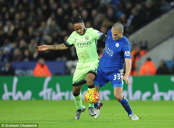 Man City can Leicester tro lai ngoi dau Premier League hinh anh 4