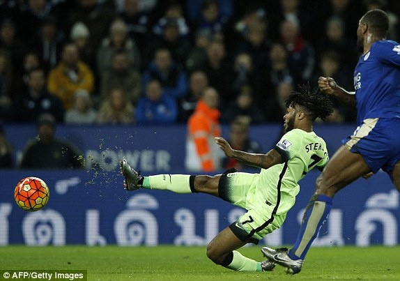 Man City can Leicester tro lai ngoi dau Premier League hinh anh 5