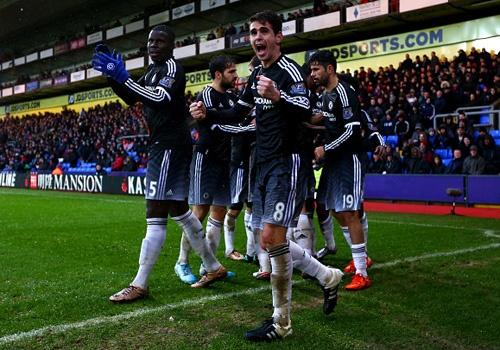 Chelsea thang tran dau duoi thoi Guus Hiddink hinh anh