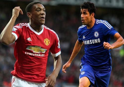 Martial, Costa vao doi hinh hay nhat vong 20 Premier League hinh anh