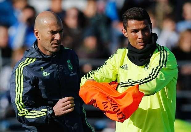 Zidane su dung doi hinh nao o Real? hinh anh 2