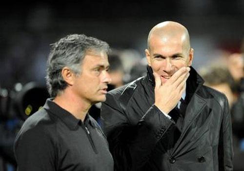 Diem tin: Real lua chon Zidane sau Mourinho hinh anh
