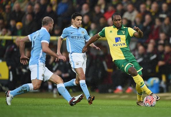 Aguero solo ghi ban, Man City ha Norwich 3-0 hinh anh 1