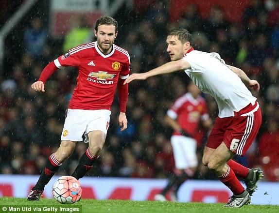 Ghi ban phut 93, Rooney giup MU thang tran tai cup FA hinh anh 7