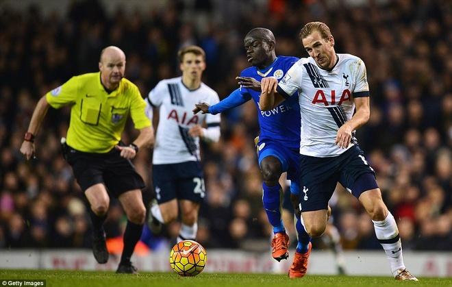 Leicester chua the tro lai ngoi dau du thang Tottenham hinh anh 4
