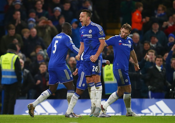 Chelsea 3-3 Everton: Terry tu toi do thanh nguoi hung hinh anh 1