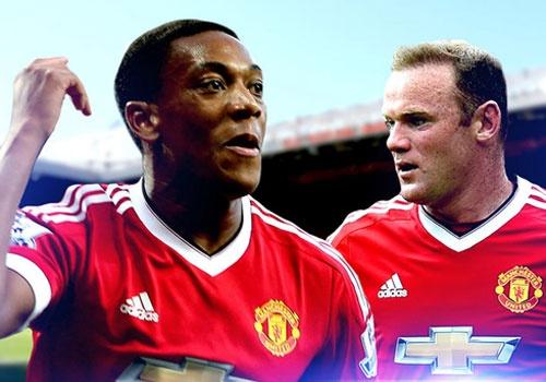 Rooney va Martial vao doi hinh ket hop Liverpool - MU hinh anh