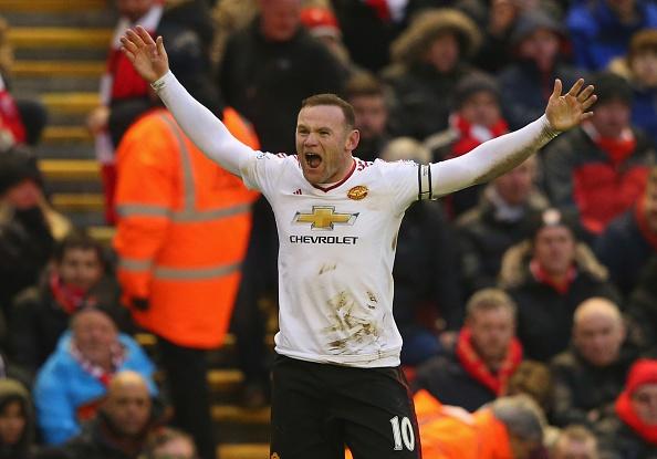 Wayne Rooney xo do ky luc cua Thierry Henry hinh anh 3