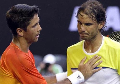 Rafael Nadal: Tinh than hap hoi hinh anh