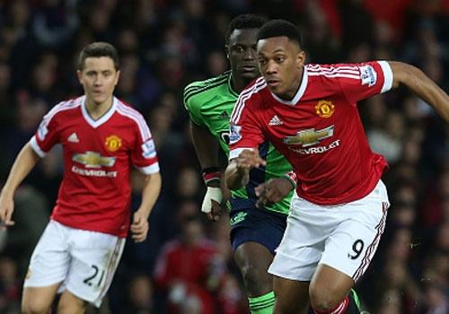 MU 0-1 Southampton: 'Quy do' thua tran dau trong nam 2016 hinh anh