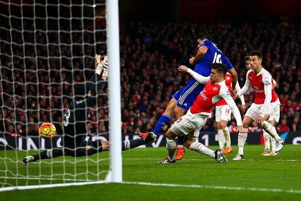 Arsenal 0-1 Chelsea: 'Phao thu' thua trong tran mat nguoi hinh anh 11