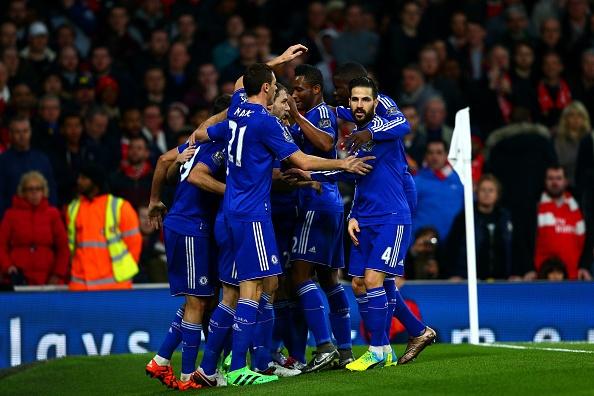 Arsenal 0-1 Chelsea: 'Phao thu' thua trong tran mat nguoi hinh anh 12
