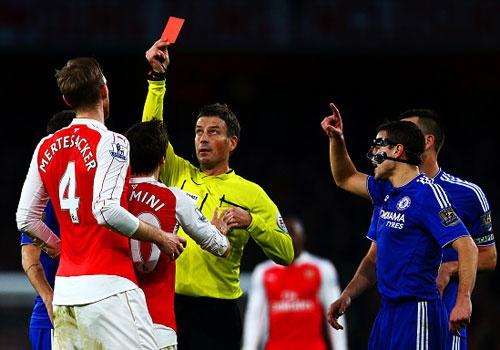 Arsenal 0-1 Chelsea: 'Phao thu' thua trong tran mat nguoi hinh anh