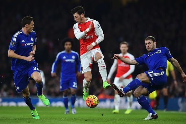 Arsenal 0-1 Chelsea: 'Phao thu' thua trong tran mat nguoi hinh anh 16
