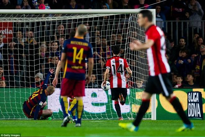 Suarez va Neymar dua Barca vao ban ket cup nha Vua hinh anh 2