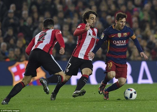 Suarez va Neymar dua Barca vao ban ket cup nha Vua hinh anh 1
