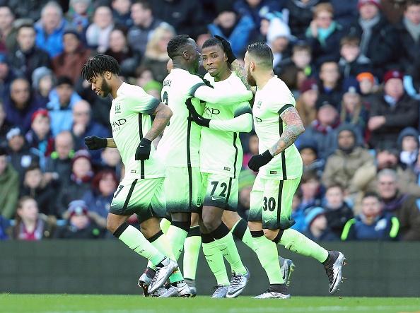 Man City thang Aston Villa 4-0, Arsenal ha Burnley 2-1 hinh anh 4