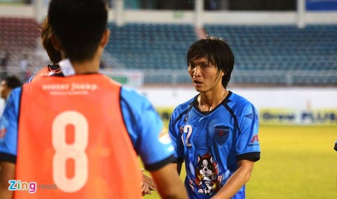 Tuan Anh da tran ra mat, Yokohama thang HAGL 1-0 hinh anh 8