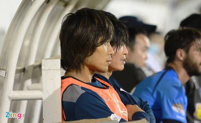 Tuan Anh da tran ra mat, Yokohama thang HAGL 1-0 hinh anh 12