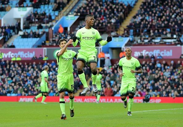 Man City thang Aston Villa 4-0, Arsenal ha Burnley 2-1 hinh anh 8