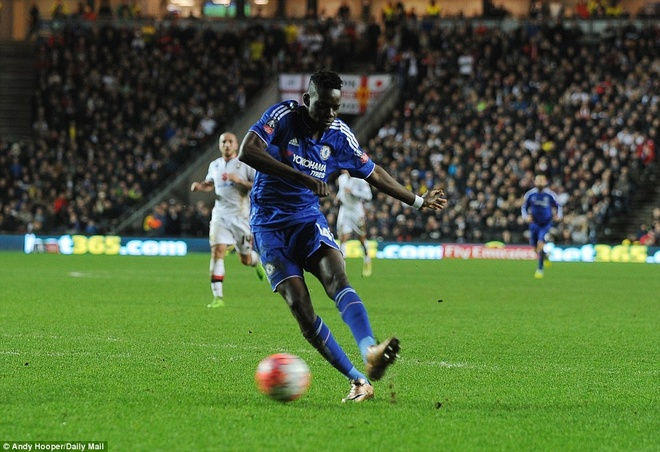 Oscar ghi 3 ban, Chelsea vao vong 5 cup FA hinh anh 8