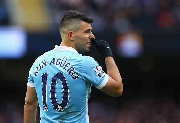 Aguero ghi ban, Man City van thua Leicester 1-3 hinh anh 9