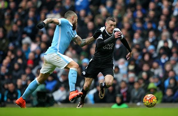 Aguero ghi ban, Man City van thua Leicester 1-3 hinh anh 6