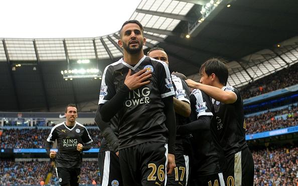 Aguero ghi ban, Man City van thua Leicester 1-3 hinh anh 7