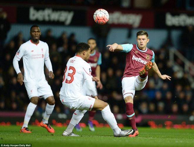 Thua 1-2 sau 120 phut, Liverpool dung buoc o FA Cup hinh anh 1