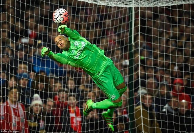 Thua 1-2 sau 120 phut, Liverpool dung buoc o FA Cup hinh anh 12