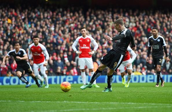 Choi hon nguoi, Arsenal thang kich tinh 2-1 truoc Leicester hinh anh 6