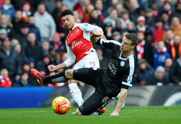 Choi hon nguoi, Arsenal thang kich tinh 2-1 truoc Leicester hinh anh 9