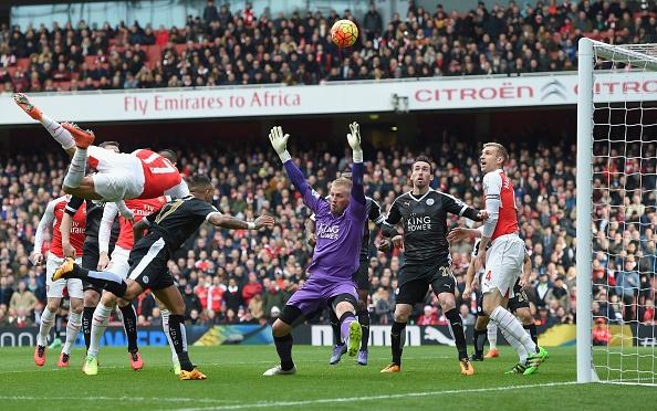 Choi hon nguoi, Arsenal thang kich tinh 2-1 truoc Leicester hinh anh 3