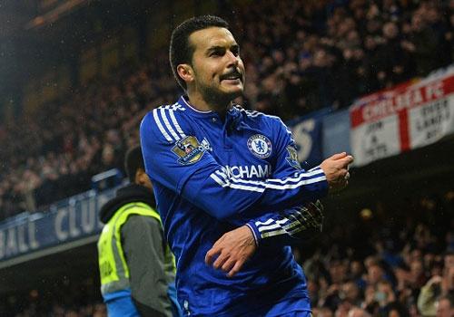 Pedro ghi 2 ban giup Chelsea thang 5-1 hinh anh