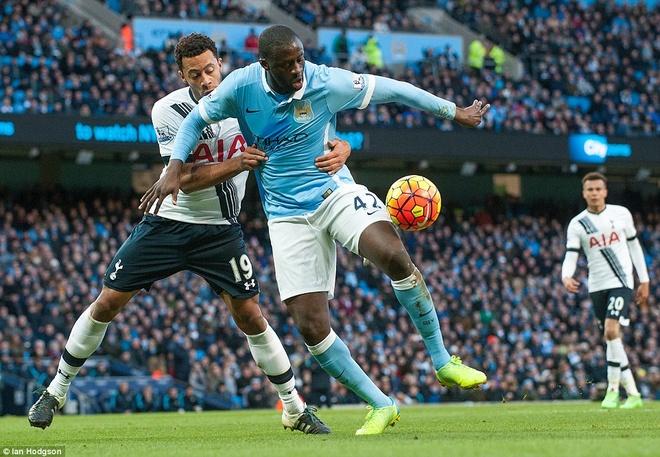 Thua Tottenham 1-2, Man City hut hoi trong top 4 hinh anh 6