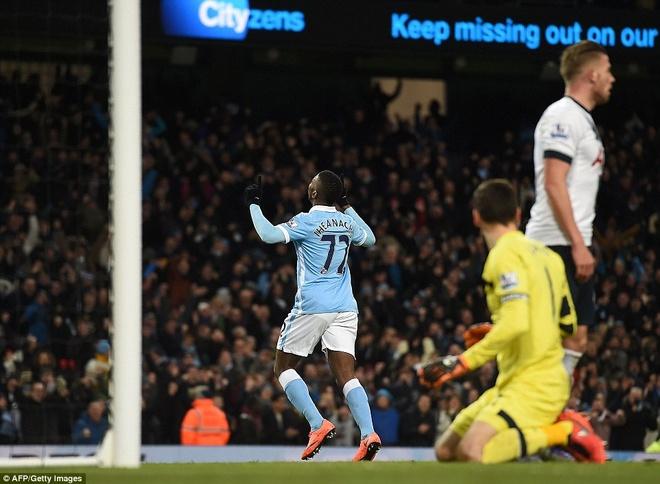 Thua Tottenham 1-2, Man City hut hoi trong top 4 hinh anh 8