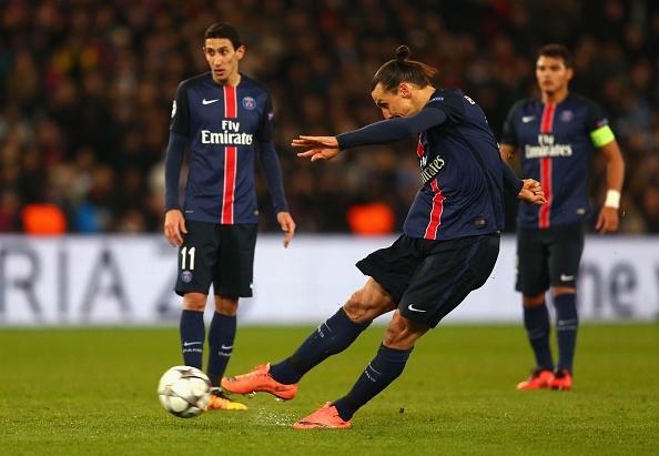 Ibrahimovic va Cavani giup PSG thang Chelsea 2-1 hinh anh 7