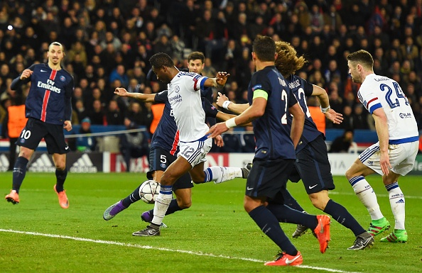 Ibrahimovic va Cavani giup PSG thang Chelsea 2-1 hinh anh 8