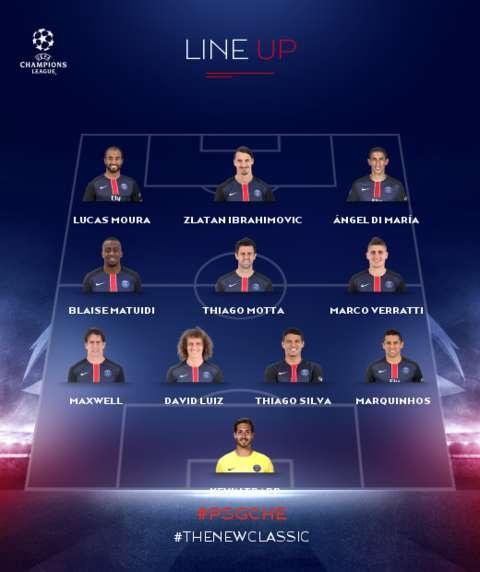 Ibrahimovic va Cavani giup PSG thang Chelsea 2-1 hinh anh 2