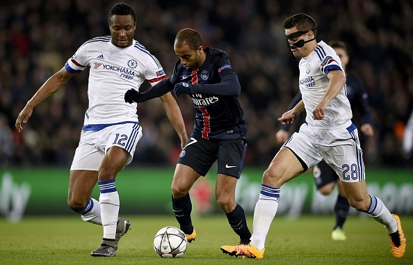 Ibrahimovic va Cavani giup PSG thang Chelsea 2-1 hinh anh 3