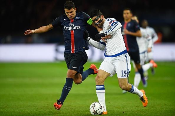 Ibrahimovic va Cavani giup PSG thang Chelsea 2-1 hinh anh 4