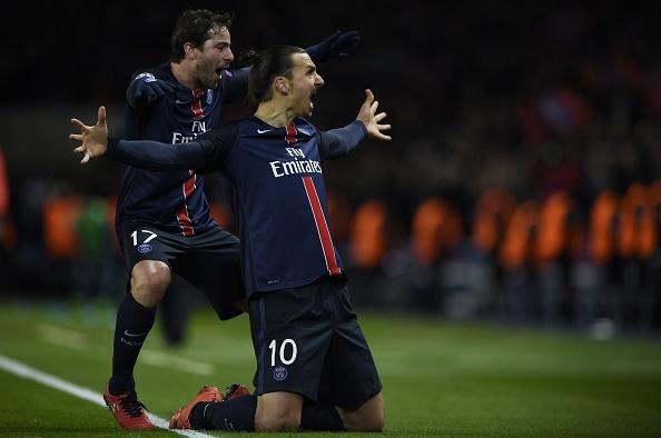 Ibrahimovic va Cavani giup PSG thang Chelsea 2-1 hinh anh 1