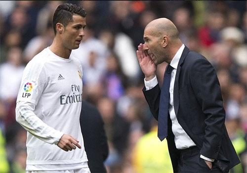 AS Roma - Real: Kho can Ronaldo ghi ban hinh anh