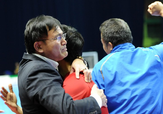 HLV Bruno Formoso: 'Thay phu thuy' cua futsal Viet Nam hinh anh 2