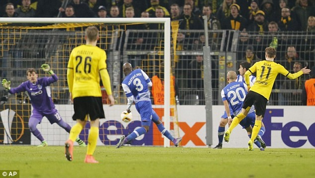 Dortmund ghi 2 ban vao luoi Casillas sau 19 cu sut hinh anh 8
