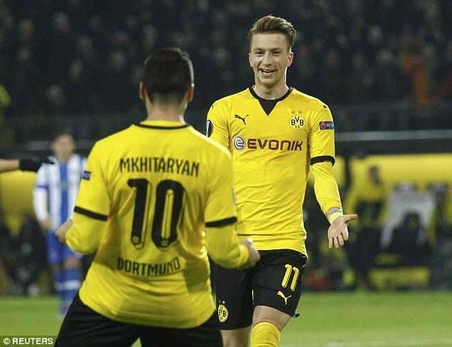 Dortmund ghi 2 ban vao luoi Casillas sau 19 cu sut hinh anh 9