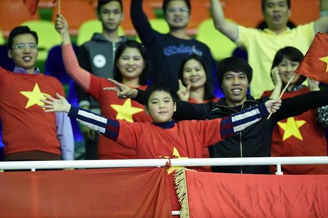 Tuyen Viet Nam thua dam vua futsal chau A 1-13 hinh anh 1