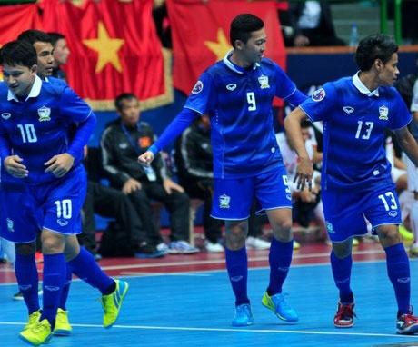 DT futsal VN thua Thai Lan 0-8 o tran tranh HCD chau A hinh anh 8