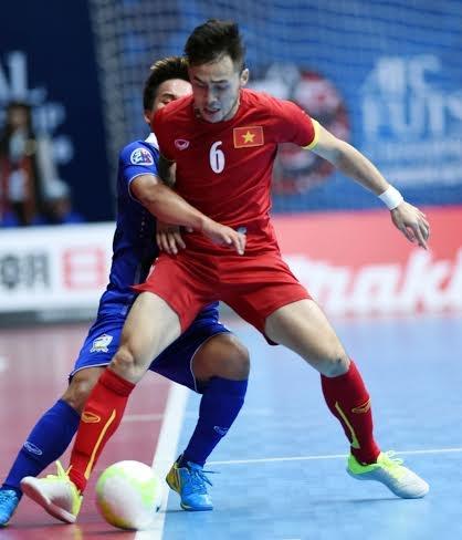 DT futsal VN thua Thai Lan 0-8 o tran tranh HCD chau A hinh anh 9