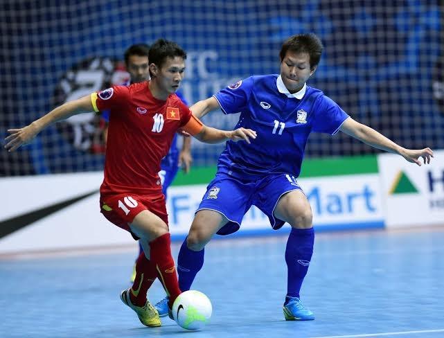 DT futsal VN thua Thai Lan 0-8 o tran tranh HCD chau A hinh anh 10